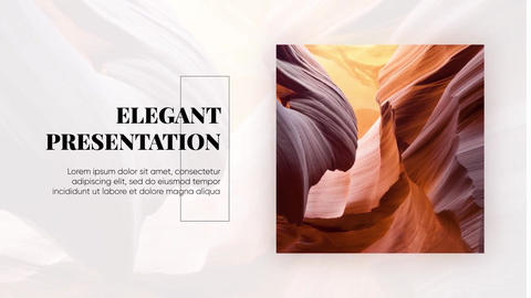 Elegant Presentation - Minimalist Corporate After Effects Template