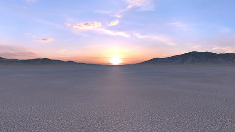 Desert Animation