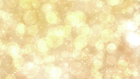 Fantasy kawaii Particle01 Loop Champagne GIF