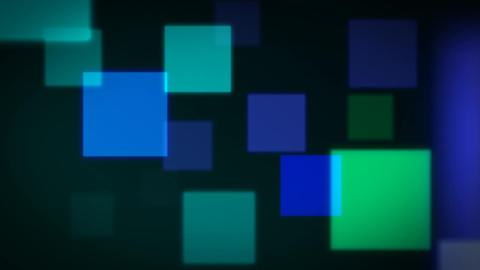 HD Squares Motion Background Animation Animation