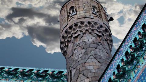 minaret Footage