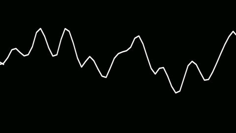 line signal Stock Video Footage