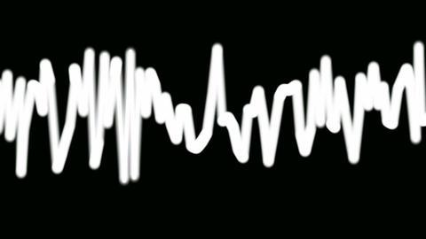 luma wave Stock Video Footage