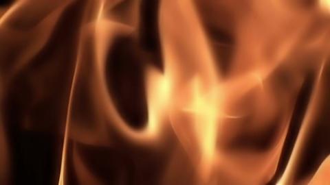 Fire in slow motion 7 Footage