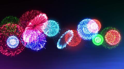 Fireworks Festival 5 Fn1 4k Animation