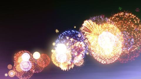 Fireworks Festival 5 Gn1 4k Animation