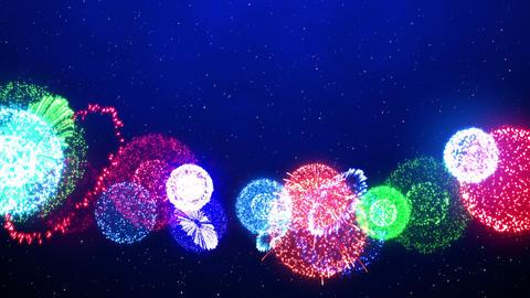Fireworks Festival 5 Hn1 4k Animation