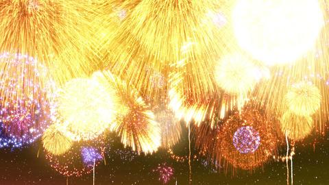 Fireworks Festival 5 En1p 4k CG動画