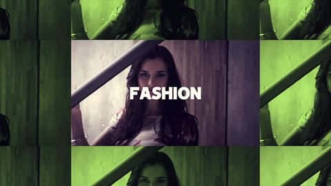 Fast Fashion Opener After Effects Template