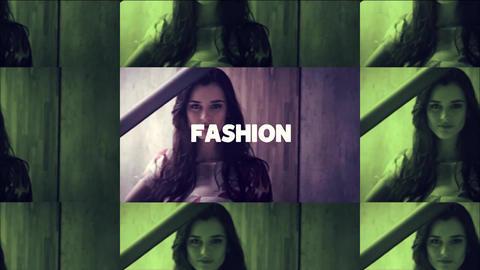 Fast Fashion Opener Premiere Pro Template