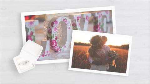 Wedding Invitation Premiere Proテンプレート