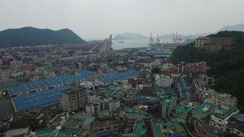Busan-hang bridge Footage