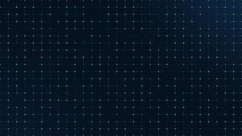 Digital Grid Info Background CG動画