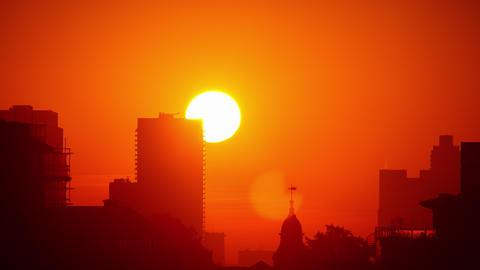 London England Sunrise GIF
