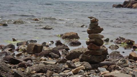 Spirituality and meditation rocks Live Action