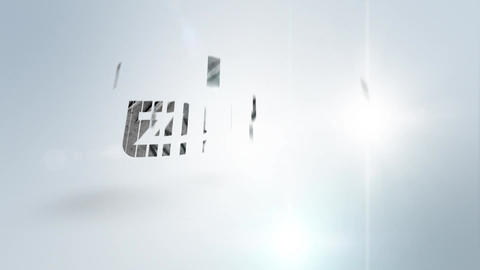 Winner Logo Cut After Effects Template