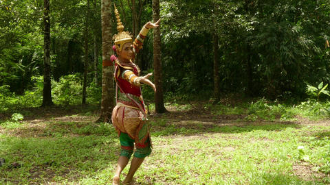 Nora CLASSICAL, FOLK AND REGIONAL DANCES OF THAILAND Footage