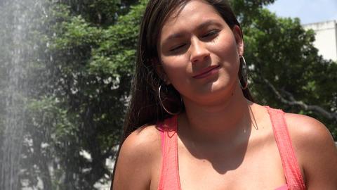 Hispanic Woman, Latin Women, Latinas, Females, People Live Action