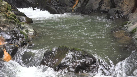 Water in River or Stream Live Action