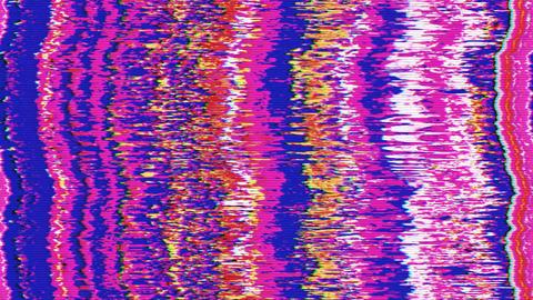 Abstract rainbow gradient shining texture, fantastic nineties mood Footage