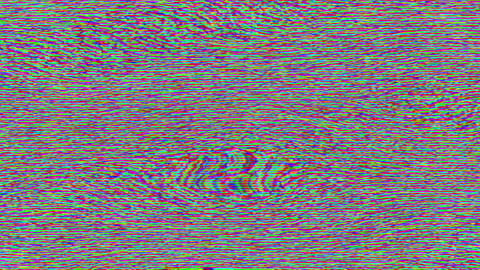 Transforming trendy geometrical nostalgic holographic pattern Footage