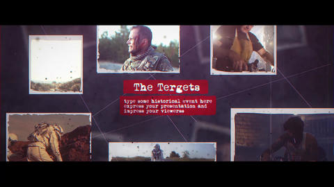 The Targets After Effects Template