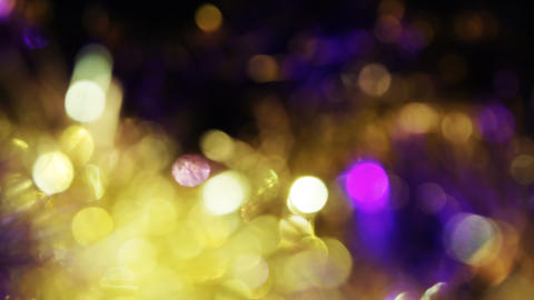 Shimmering-tinsel-with-light-effect 06 Photo