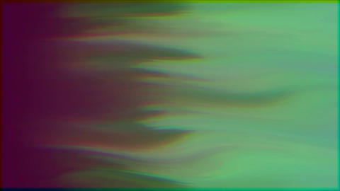 Sci-fi abstract light transformations. Stylish saturated background, light leak Footage