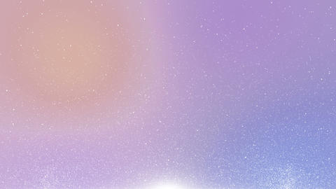 Particles pastel color business clean bright glitter bokeh dust abstract background loop Videos animados