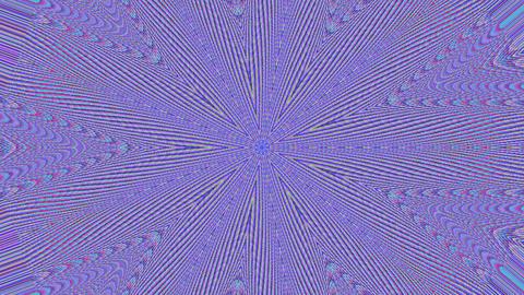 Hypnotizing casual dynamic cyberpunk shimmering kaleidoscope Live Action