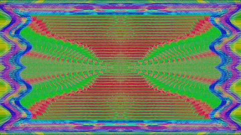 Digital iridescent holographic shining texture, fantastic 90s spirit Footage