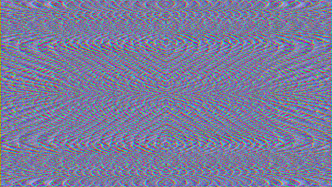 Abstract corrupted tv effect, glitch art concept. Surrealistic psychedelic Footage