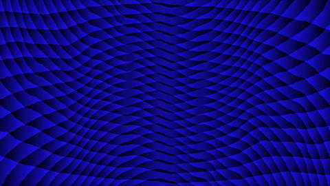 Cyberpunk natural light distortions. Blue and black waves combination Footage