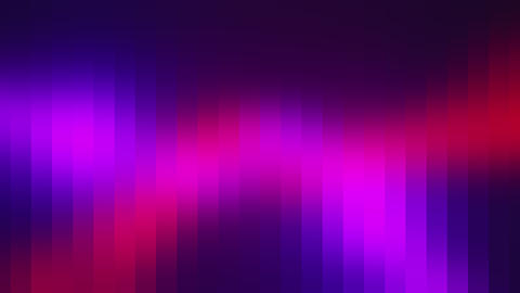 Computer generated colored corrugated surface with bright light shadows. 3d GIF