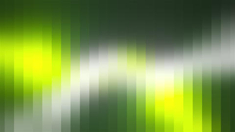 Computer generated colored corrugated surface with bright light shadows. 3d Footage