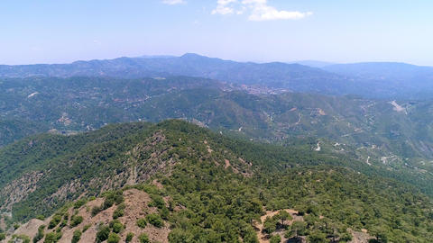 Cyprus Mountains Drone Colletion 0