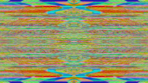 Digital multicolored neon shining texture, fantastic nineties feel Footage
