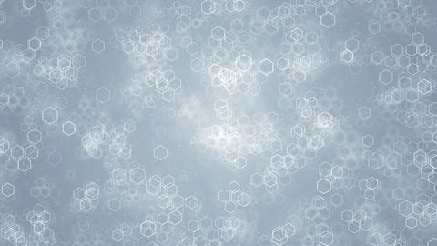 Hexagons Background Animation