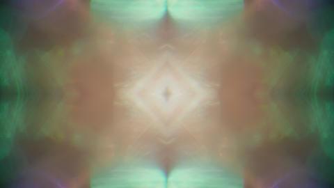 Fantastic artistic light metamorphoses. Luxury saturated glares, light leaks Live Action