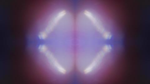 Digital trendy futuristic futuristic shimmering kaleidoscope Live Action