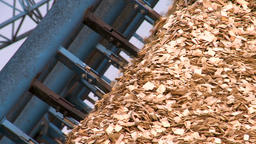 Production And Drying Of Wood Chips And Sawdust. Paper Production. 1