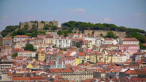 3 views of Lisbon / Lisboa, Portugal GIF
