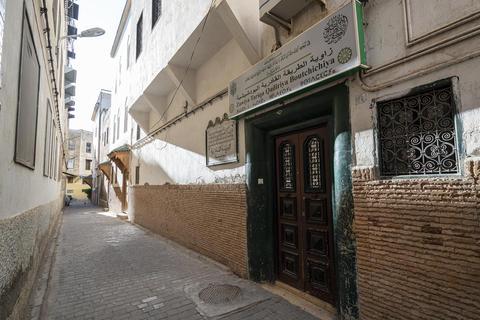 Qadiriyya Boutchichiyya Sufi order palace Photo