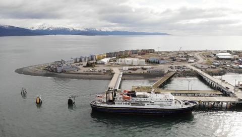 Homer, Alaska Fotografía