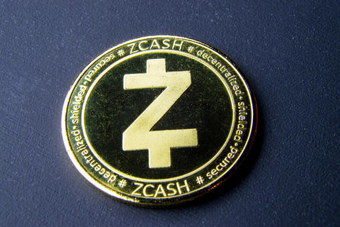 Zcash coin 01 フォト