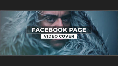 Facebook Video Banner Plantilla de Apple Motion