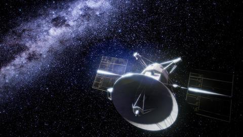 Magellan spacecraft approaching to Venus ビデオ