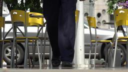 Business Man Walking to Camera Footage