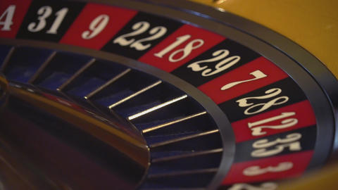 Casino game Roulette - 32 red wins Live Action