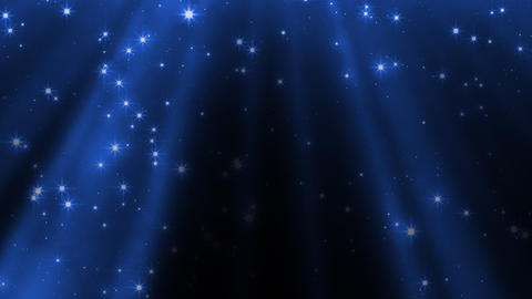 Night sky - loopable animation Animation